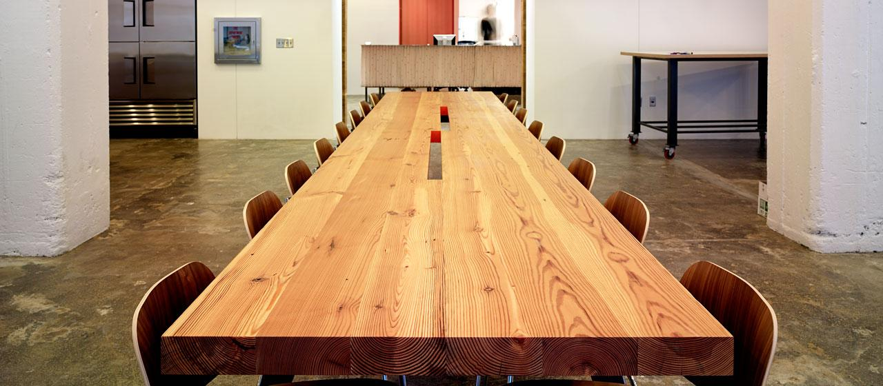 Heart Pine Table Top